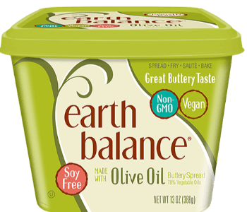 Earth Balance Buttery Spread Olive Oil 15oz. - East Side Grocery