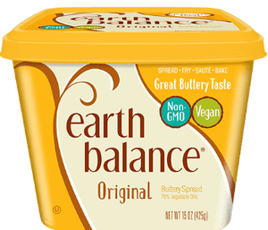 Earth Balance Buttery Spread Original 15oz. - East Side Grocery