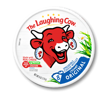 Laughing Cow Wedges Original 6oz. - East Side Grocery
