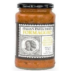 Cucina & Amore Pasta Sauce 16.8oz. - East Side Grocery