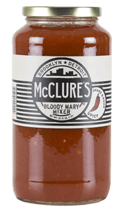 McClure's Bloody Mary Mix Spicy - 32 oz. - East Side Grocery