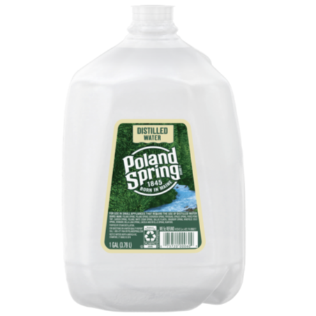 Poland Spring Distilled Water 1 Gallon
