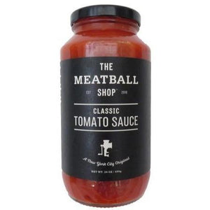 The Meatball Shop Pasta Sauce - 24oz. - East Side Grocery