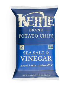 Kettle Chips Sea Salt Vinegar 5oz. - East Side Grocery