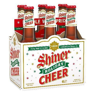 Shiner Holiday Cheers  12oz. Bottle