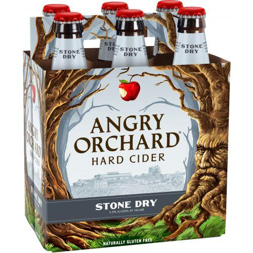 Angry Orchard Stone Dry Cider 12oz. Bottle - East Side Grocery