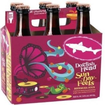 Dogfish Head  Sun Day Feels 12oz. Bottle - East Side Grocery