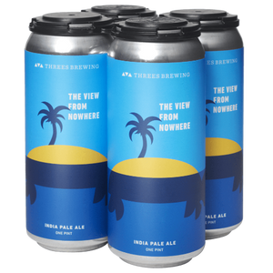 Threes Brewing The View From No Where 16oz. Can - East Side Grocery