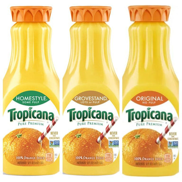 Tropicana Orange Juice 50oz.