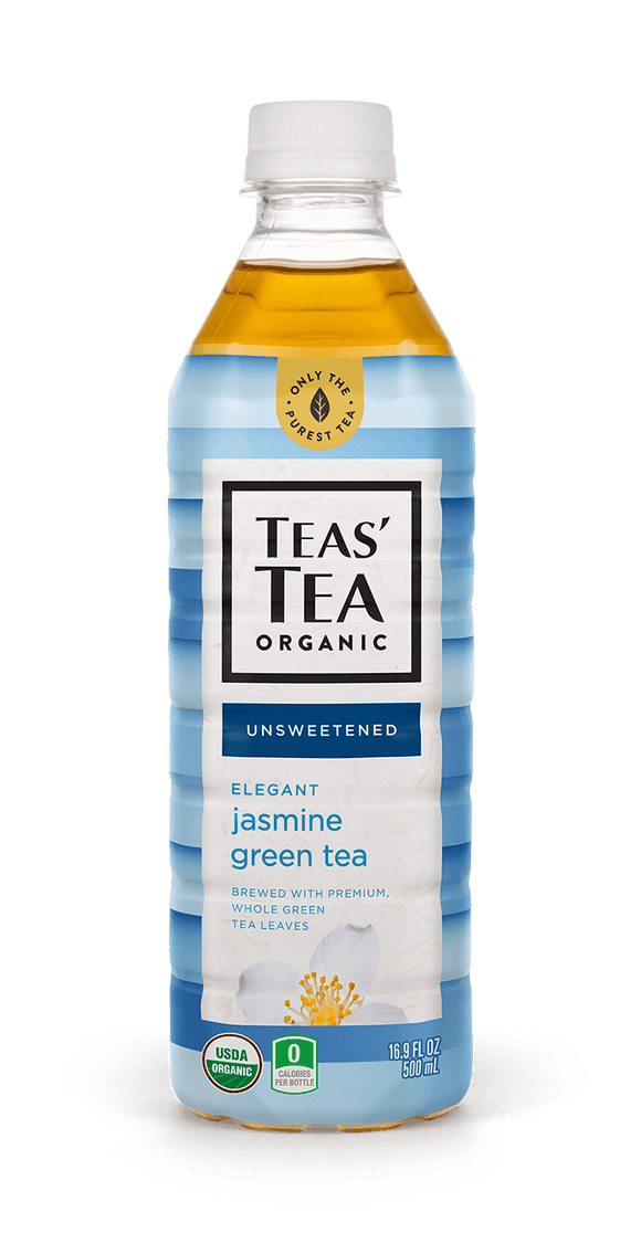 Teas Tea Jasmine Green Tea Unsweetened 16.9oz. - East Side Grocery