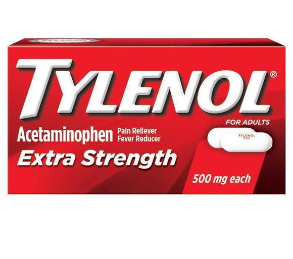 Tylenol Extra Strength 24 Tablet - East Side Grocery