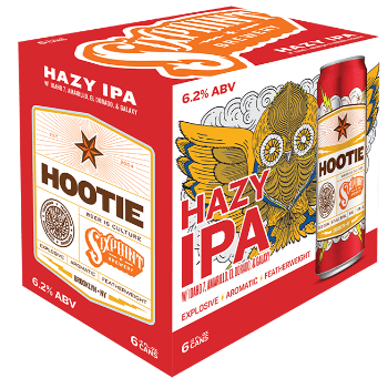 Sixpoint Hootie Hazy IPA 12oz. Can - East Side Grocery
