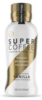 Super Coffee Vanilla 12oz. - East Side Grocery