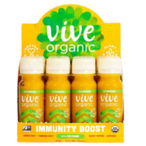 Vive Organic Immunity Boost Cayenne Shot 2oz. - East Side Grocery
