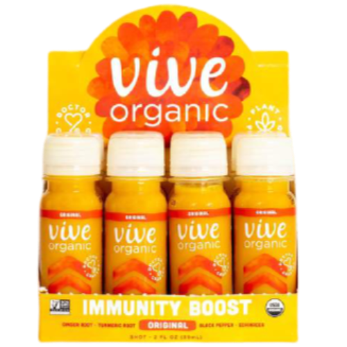 Vive Organic Immunity Boost Original Shot 2oz. - East Side Grocery