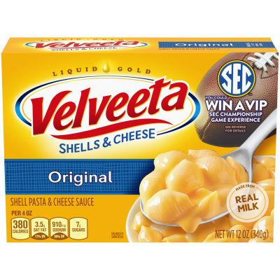 Velveeta Shells & Cheese 12oz. - East Side Grocery