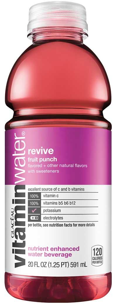Vitamin Water Revive 20oz. - East Side Grocery