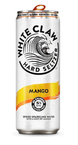 White Claw Hard Seltzer Mango 12oz. Can - East Side Grocery