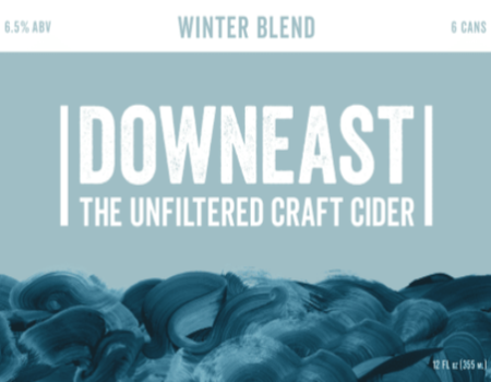 Downeast Winter Blend 12oz. Can - East Side Grocery