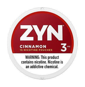 Zyn Nicotine Pouches Cinnamon - East Side Grocery