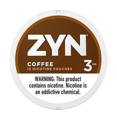 Zyn Nicotine Pouches Coffee - East Side Grocery