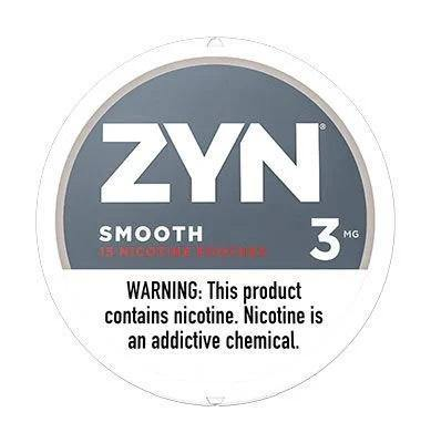 Zyn Nicotine Pouches Smooth - East Side Grocery