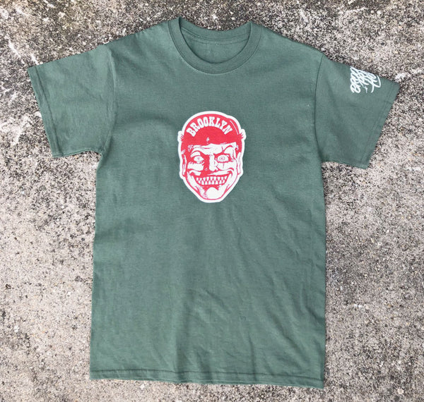Brooklyn Freak T-Shirt (Army Green)