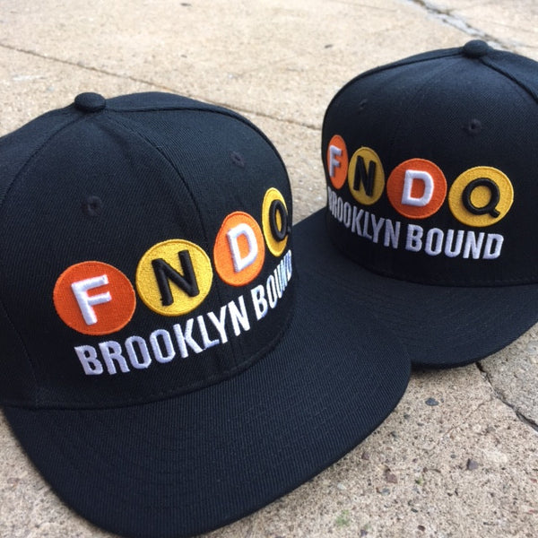 Brooklyn Bound Snapback
