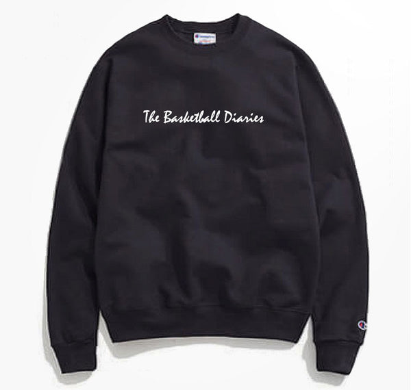 Basketball Diaries Champion Sweatshirt