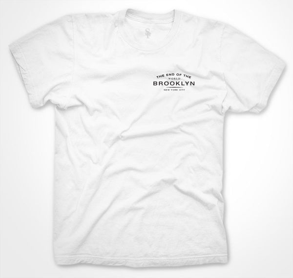 End of The World Brooklyn T-shirt