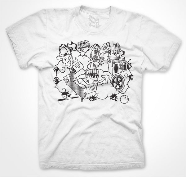 Brooklyn Print House T-shirt by Josh Paiz