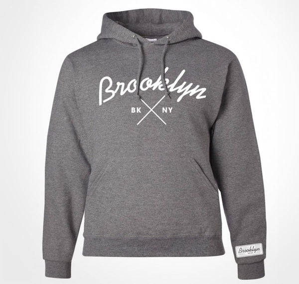 Brooklyn NY Vintage Hoodie (3 colors avail.)
