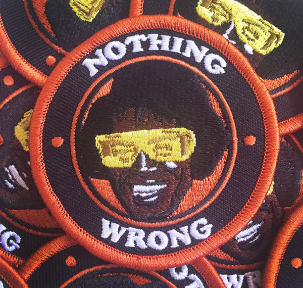 Nothing Wrong Patch