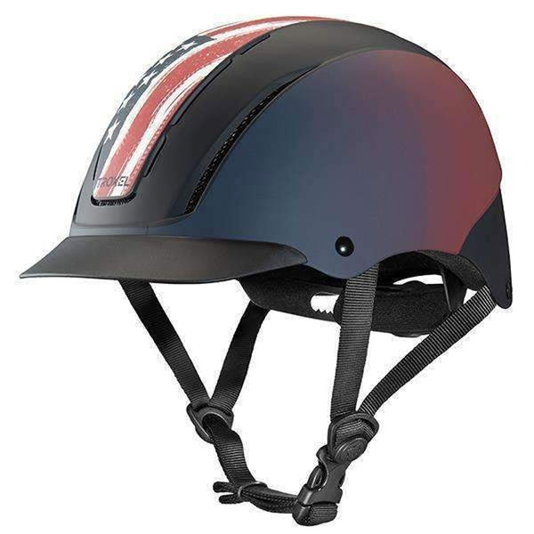 04-545 Troxel Spirit Freedom Riding Helmet