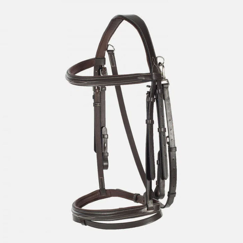 10016 Horze Sparta Snaffle Bridle