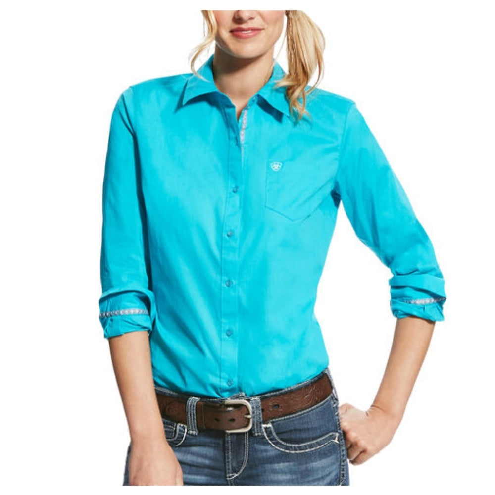 10022059 Ariat Women's Kirby Stretch Western Shirt