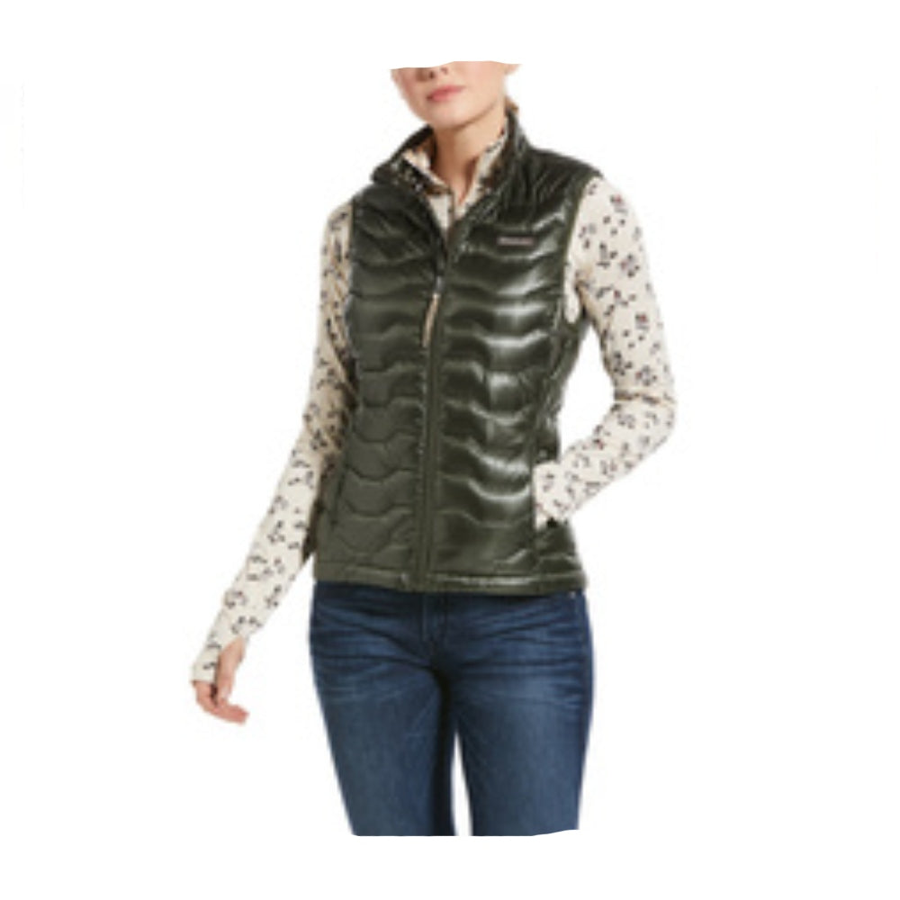 10032642 Ariat Women's 3.0 Down Vest - Prairie