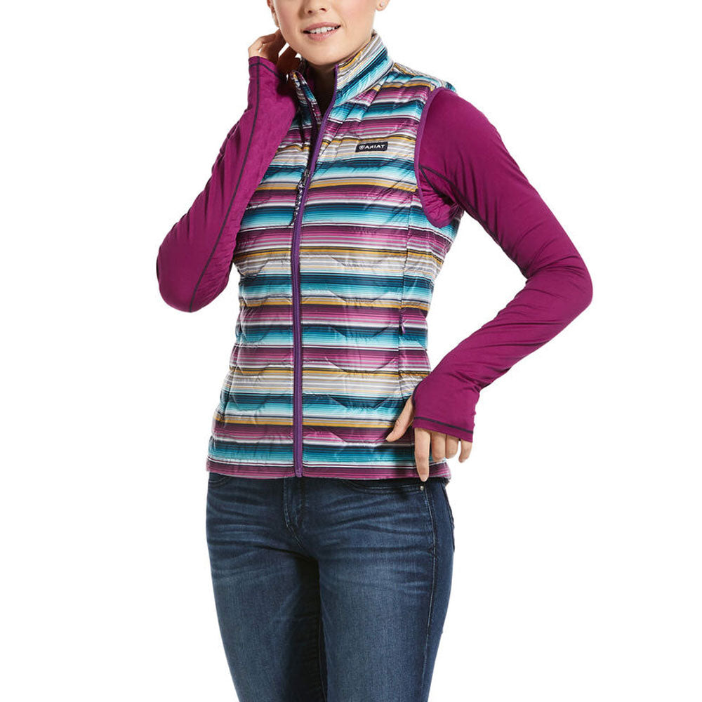 10032684 Ariat Women's Ideal 3.0 Down Vest Serape