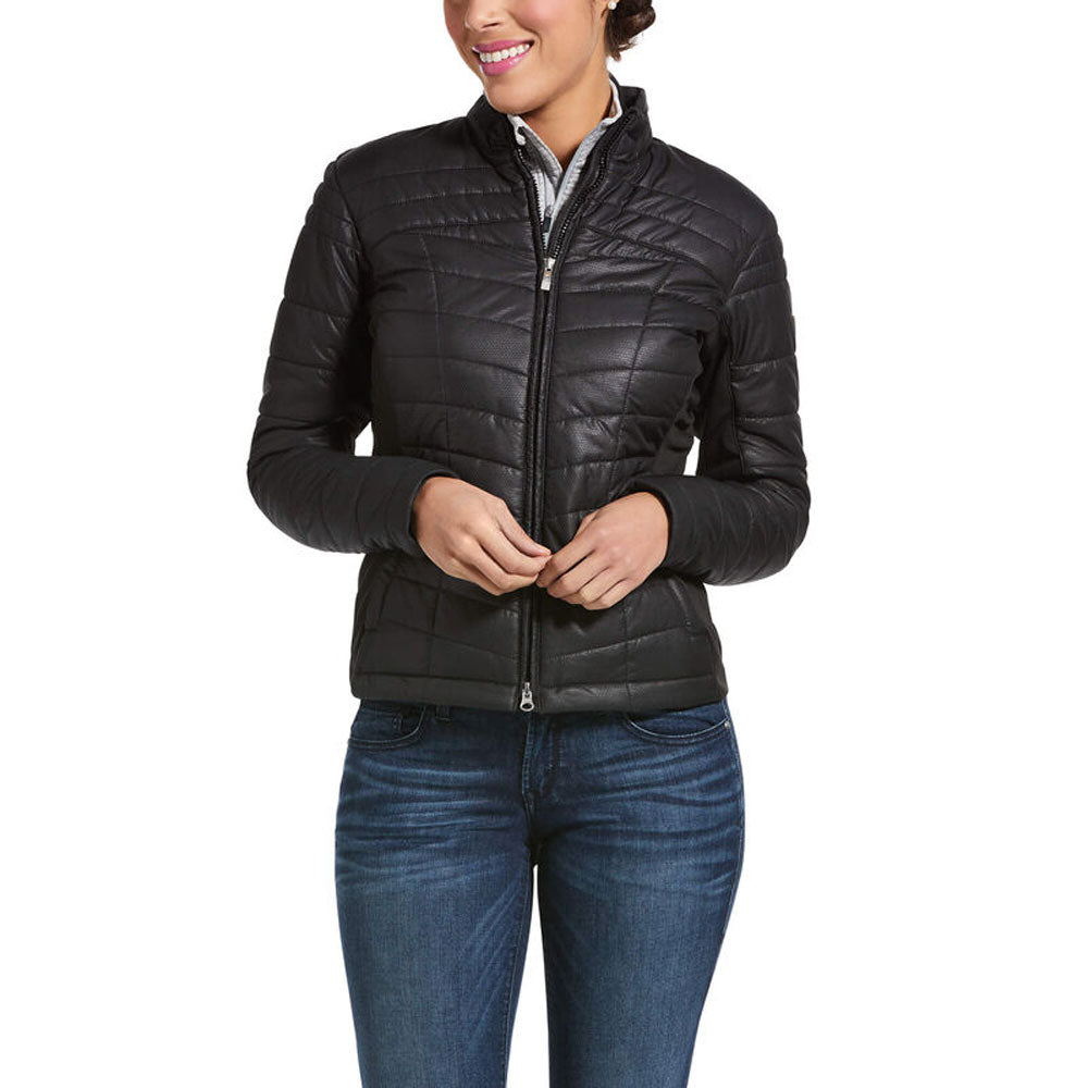 10032795 Ariat Women's Volt 2.0 Insulated Jacket Black