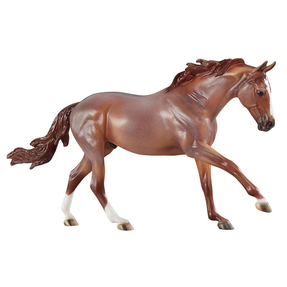 1829 Breyer Peptoboonsmal Cutting Horse Traditional Model Horse