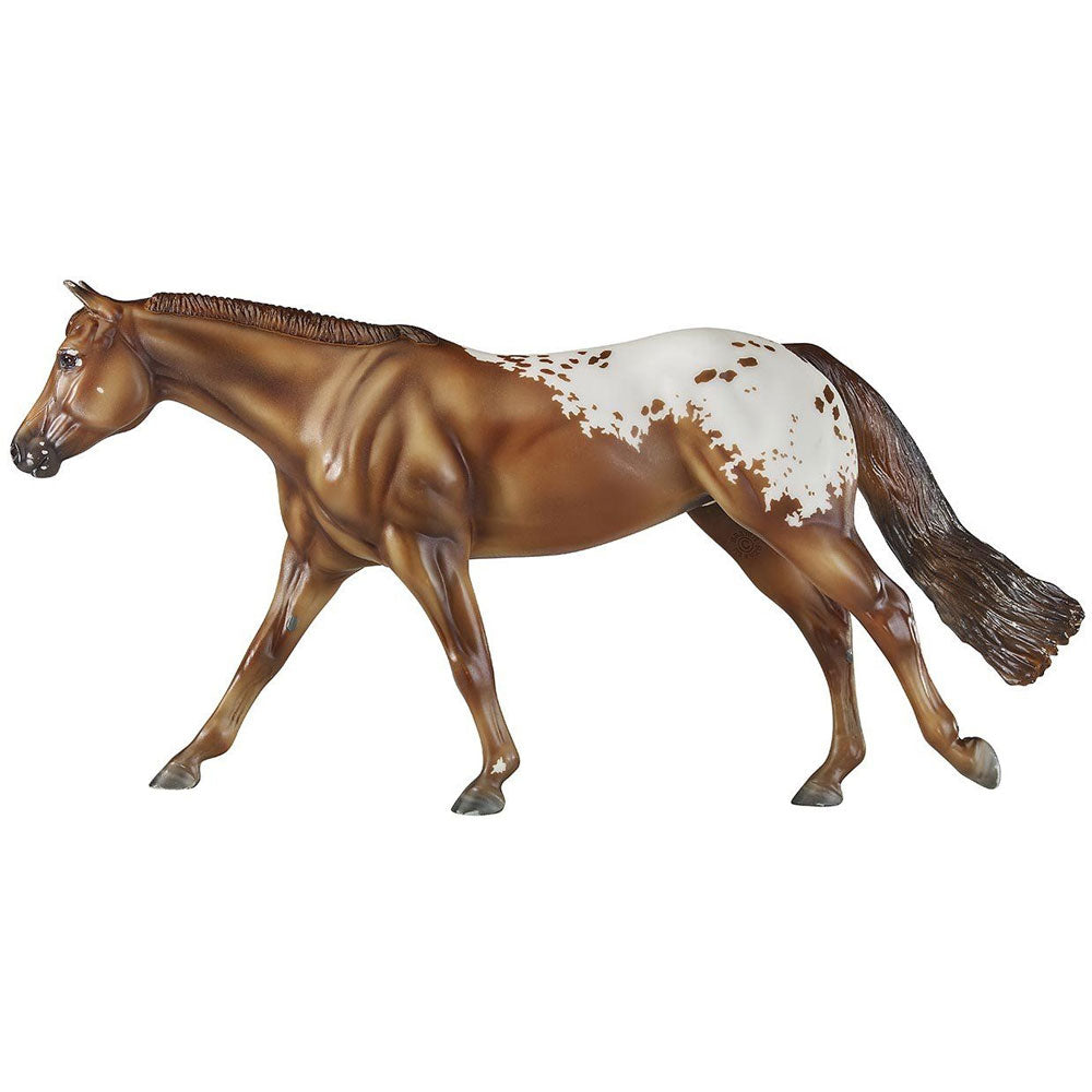 1842 Breyer Chocolatey Appaloosa Traditional Model Horse