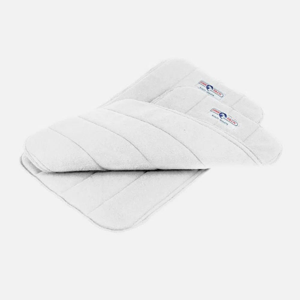 "18506 Finntack No Bow Leg Wraps 12""  White"