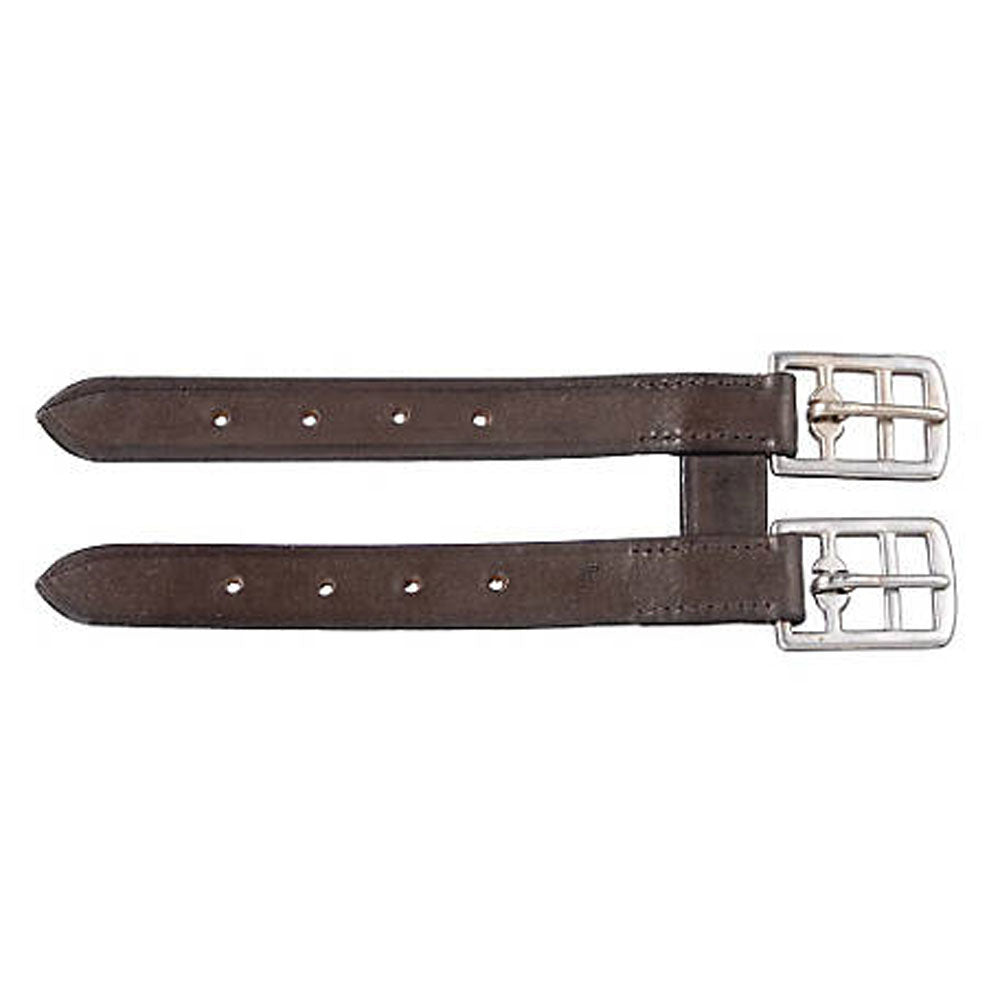 24-9300 EquiRoyal Leather Girth Extender Brown