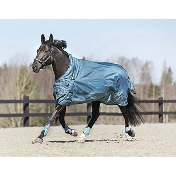 24017 Horze Avalanche 1200D Turnout sheet with Fleece Lining
