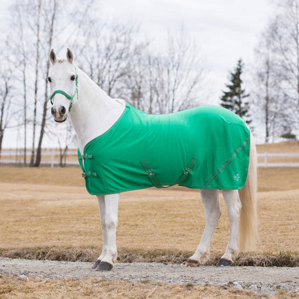 24787 Horze Pony Fleece Rug Great Colors!
