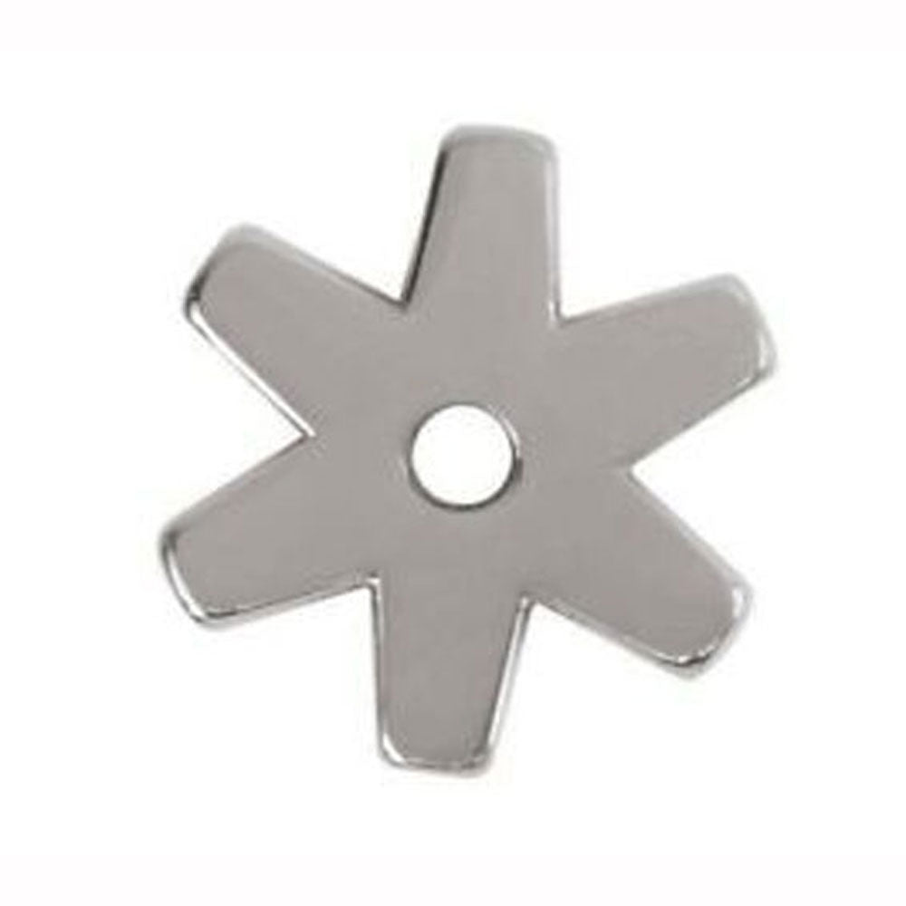 25-9031 Weaver Leather 6 Point Replacement Rowel 1 1/4 Inch