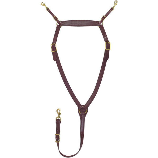 323-2101Tucker Montreal Breast Strap / Breast Collar - Large Horse