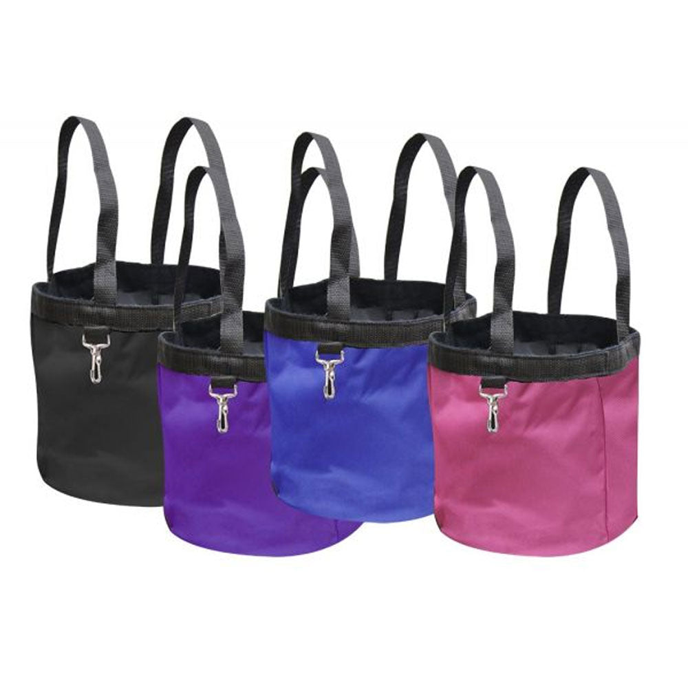 66-1828 Showman Durable Nylon Grooming Tote Great Colors!
