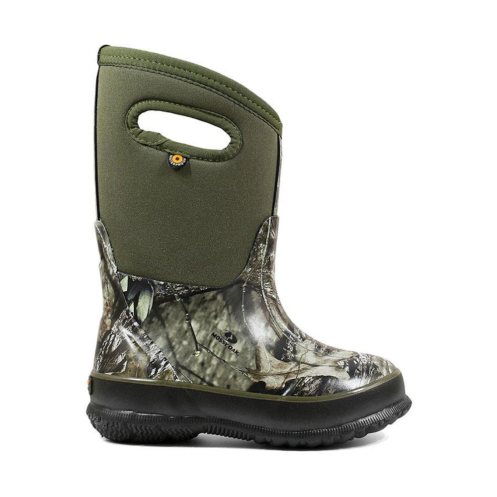 71650 BOGS Kids Classic Mossy Oak Insulated Boot