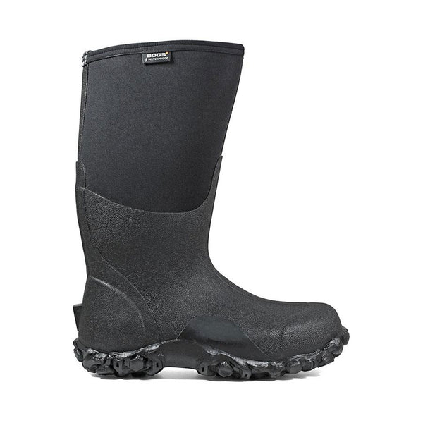 72132 BOGS Men's Classic High Insulated Work Boot Black